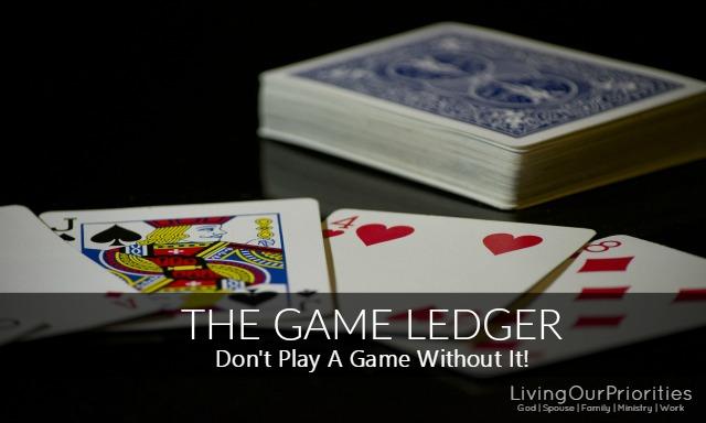 The Game Ledger