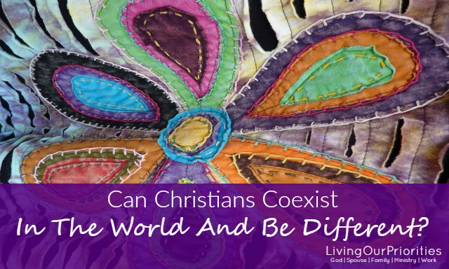 Can Christians Coexist In The World And Be Different?