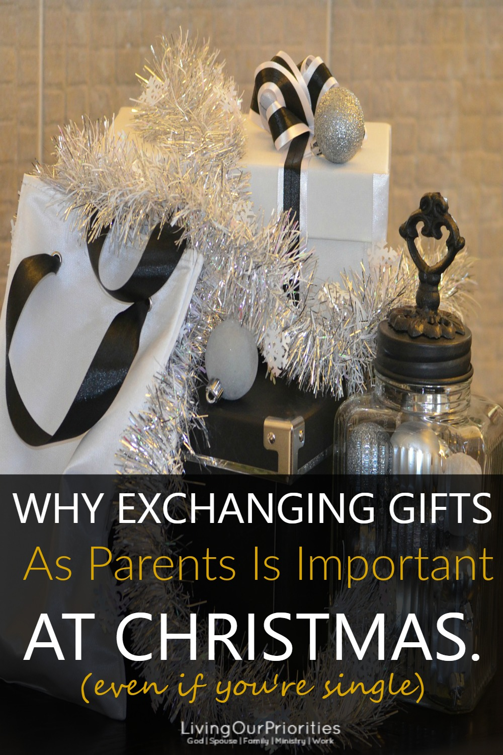 Why Exchanging Gifts As Parents Is Important At Christmas -