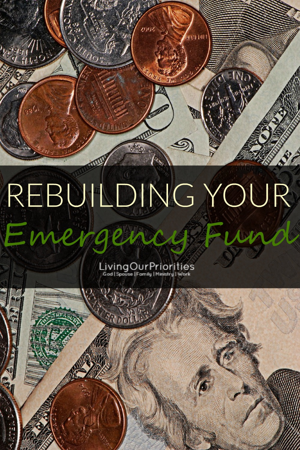 So you've used your emergency fund, now what do you do? Rebuild-and if you're not sure how in this blog we share what and what not to do.