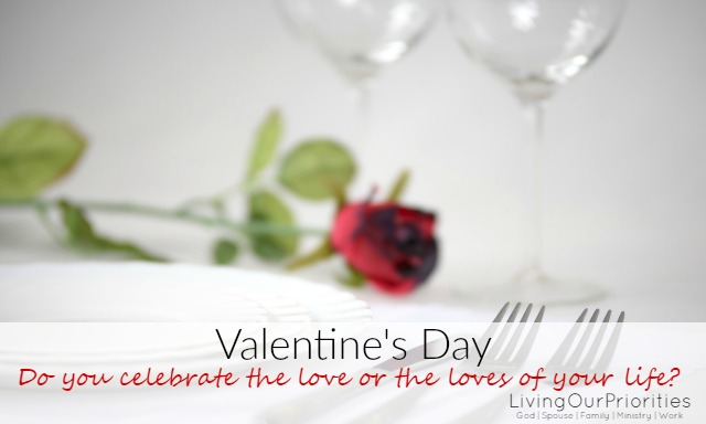 Valentine's Day isn't just for lovers, nor is it single's awareness day. It's a day to celebrate the LOVES of our life!