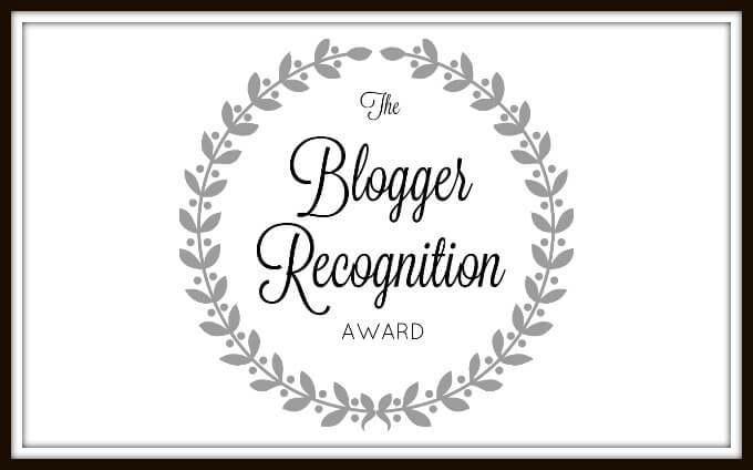 Blogging is not for the faint at heart. And nobody knows that better than your peers. So we're excited to have received The Bloggers Recognition Award! Read more to learn about the 15 bloggers we nominated.
