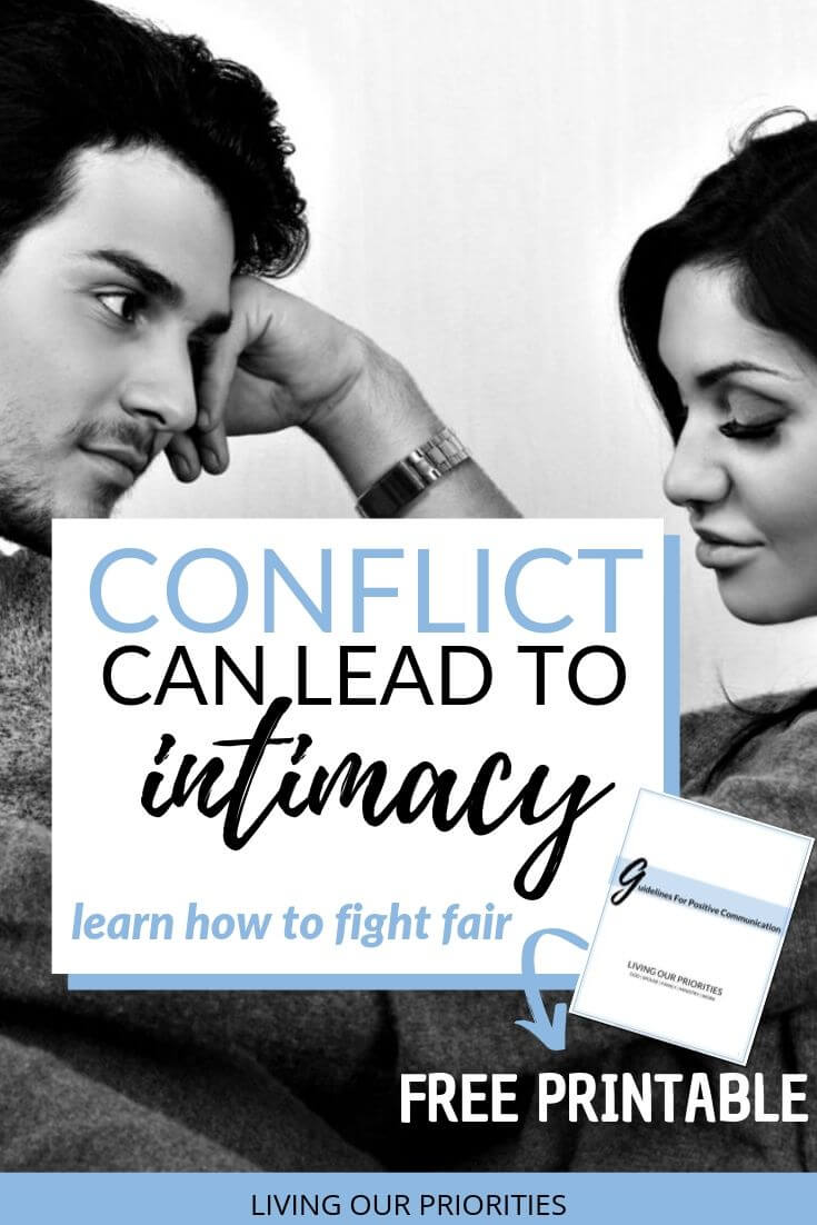 Is there such a thing as fighting fair? No relationship of any type is perfect, and there will be arguments. However, if handled properly through positive communication conflict can lead to a deeper level of intimacy. Learn 10 guidelines to positive communication! Positive Communication Skills |Positive communication for Relationships | #positivecommunication #communicationskills #communicationforrelationships