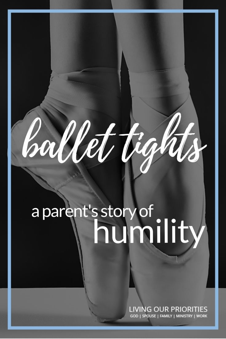 A parent's humility lesson