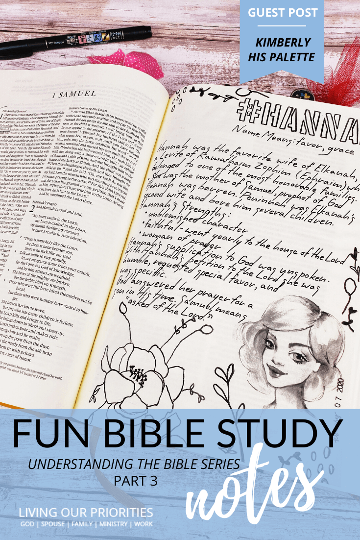 Learn how to add some pizzazz to your study and sermon notes, with a few simple tips! #biblestudynotes #freeprintable #livingourpriorities