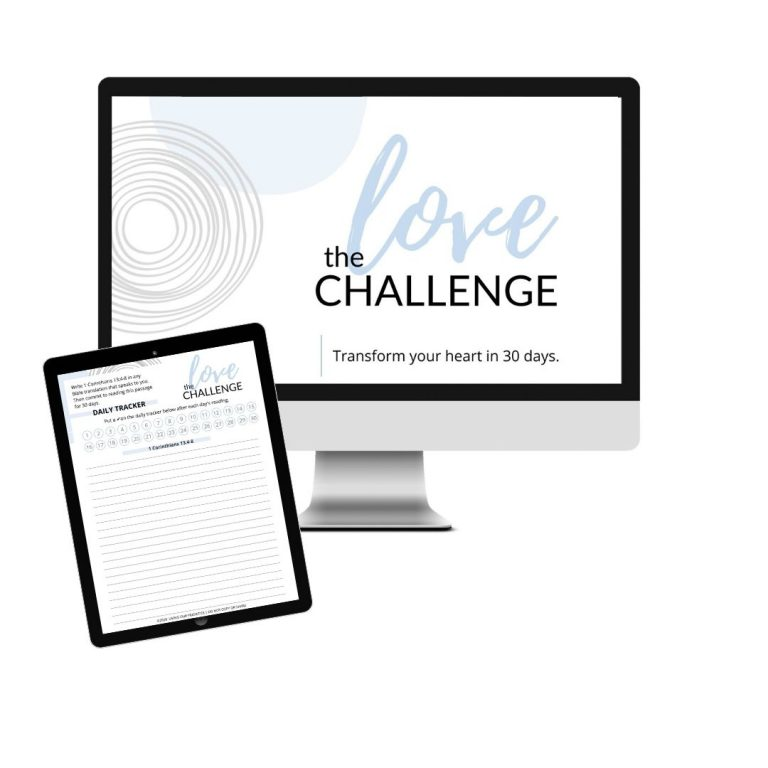 30 Day Love Challenge eCourse