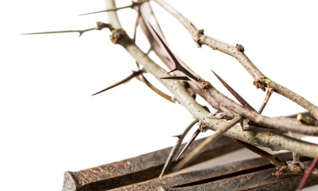 FREE Holy Week Scriptures For Reflection Guide - pause, reflect and receive everything Christ has done for us on the cross. #holyweek #resurrection #easter #livingourpriorities