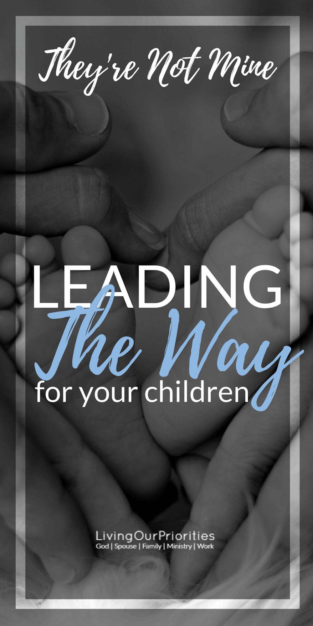 Parenting takes on a whole new meaning when we internalized our children belong to God. And since they belong to God we have the responsibility to raise them in The Way they should go. Read more to learn 4 ways to lead The Way in your home with your children.